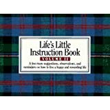 Life's Little Instruction Book, Volume II