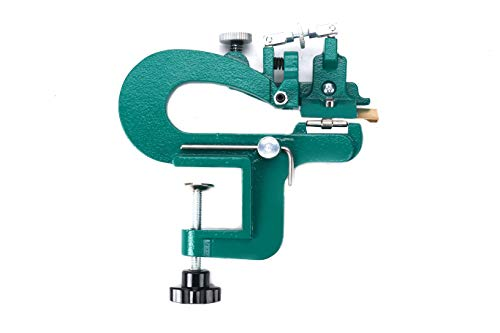 YaeTek Manual Leather Skiver Leather Paring Machine Leather Splitter Leather Craft Edge Skiving Machine with - Blade Paring