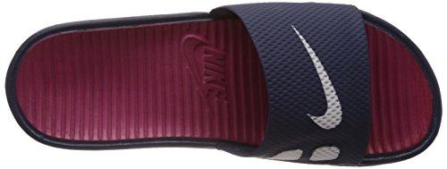 95 Essential Sandali Da Spiaggia navy Blu Donna Max piscina Air Nike fwqtERx7I