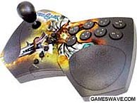 Soul Calibur II Universal Arcade Stick (PS2, XBOX, GAMECUBE)