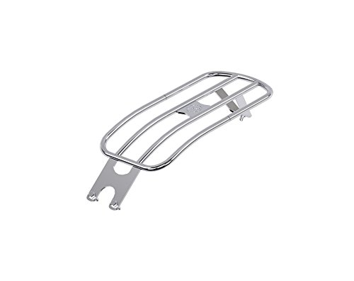(Indian Scout Solo Luggage Rack Chrome - 2880900-156 )
