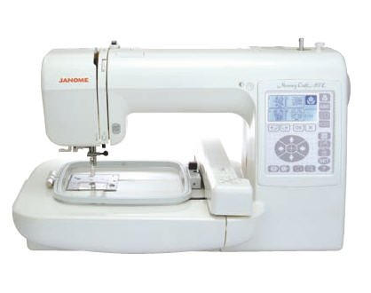 Janome 8962500002002 - Bordadora MC 200e