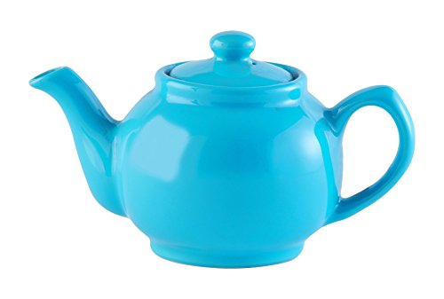 Price & Kensington Brights Blue 6Cup Teapot