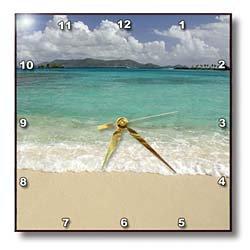 313HZWuAJPL The Best Beach Wall Clocks You Can Buy