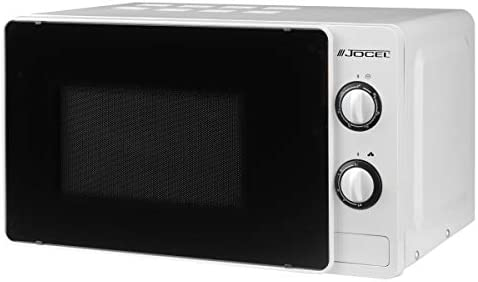 Opinión sobre Microondas Jocel JMO011138, 20 L, 700 W Blanco + tapa para micro gratis