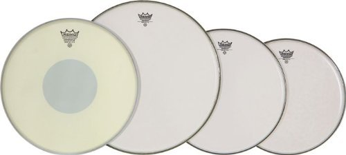 Remo PP0830-BX Smooth White Emperor ProPack Plus 14-Inch Emp X Snare Head