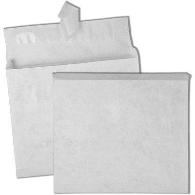 Quality Tyvek Booklet Park (Quality Park - Tyvek Booklet Expansion Mailer, 10 x 13 x 2, White - 100/Carton)