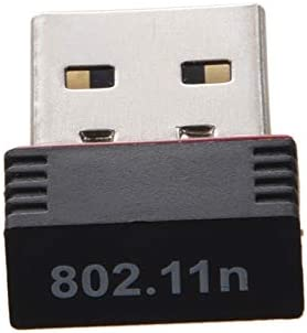 Plug Type: US Pukido Mini USB WiFi Wireless Adapter Network Card 802.11n 150M