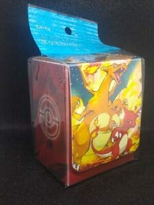 Pokemon Card Charmander Charizard Revolution Card Deck Case Box Japanese
