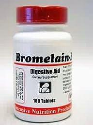 Intensive Nutrition - Bromelain 200 mg 100 tab