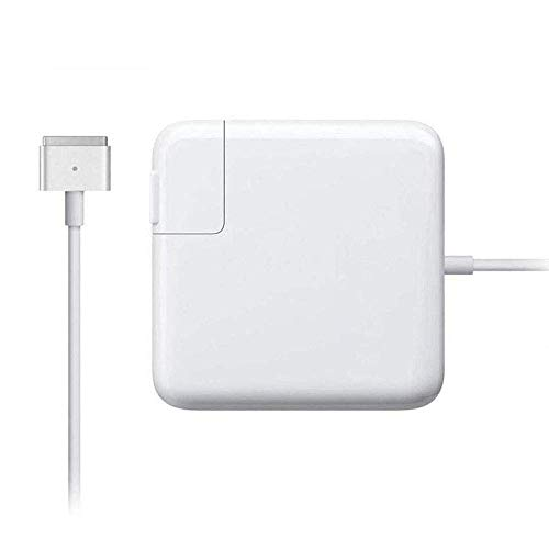 (Mac Book Pro Charger, AC 60W Magsafe2 T-Tip Power Adapter Charger for MacBook Pro 13.3
