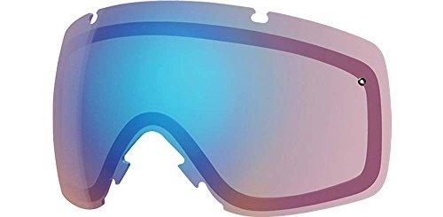 Smith Optics IO Men's Replacement Lens Eyewear Accessories - ChromaPop Storm Rose - Sunglass Lenses Smith Replacement