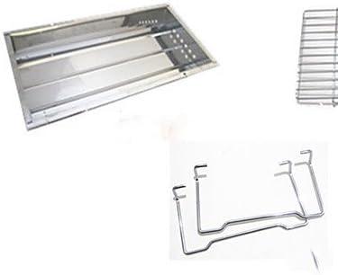 Nourriture et Boisson Intérieur/Extérieur Inox Set d'outil pour barbecue