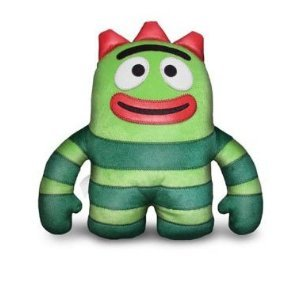 Brobee Yo Gabba Gabba Soft Pillow Plush Toy Doll