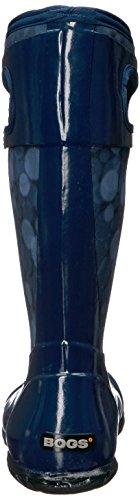 Myrar Kvinna North Hampton Regn Snö Boot Mörkblå / Multi