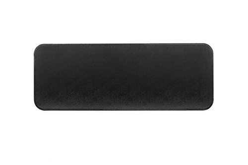 HY-C UL1618 Type 2 Hearth Extender, 18 by 48-Inch, Black
