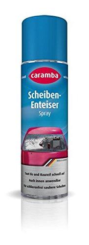 1x Caramba Scheiben Enteiser Scheibenenteiser Spray Sprühdose 500ml (6,40Euro/l)