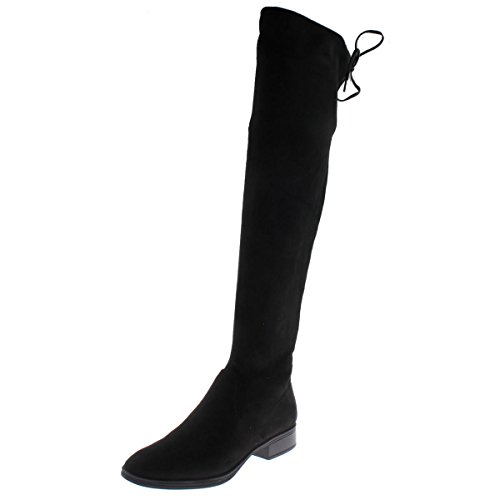 Circus by Sam Edelman Women's Peyton Over The Over The Knee Boot, Black, 6 M US (Sam Edelman Kent Over The Knee Boots)