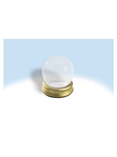 Forum Novelties Crystal Ball with Stand Prank Joke Gag Gift -