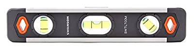 "Swanson Tool Co., Inc. SWTL700M 9"" Swanson Magnetic Torpedo Level"