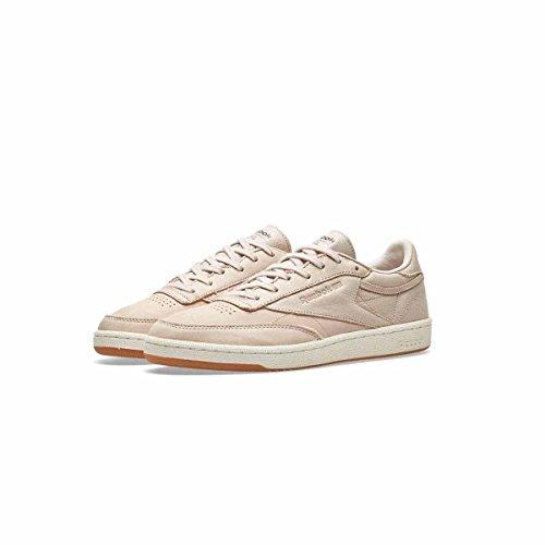 Chaussures Légère BS7295 85 Caoutchouc rose Club Reebok C Rose BtTZTq