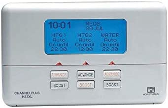 Horstmann H37XL Channelplus Electronic Central Heating Programmer Series 2 - 3 channel, 7 day