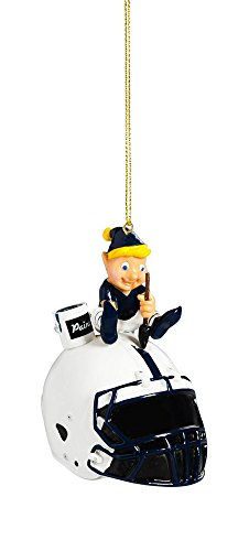 Team Sports America Penn State Nittany Lions Helmet Elf Ornament