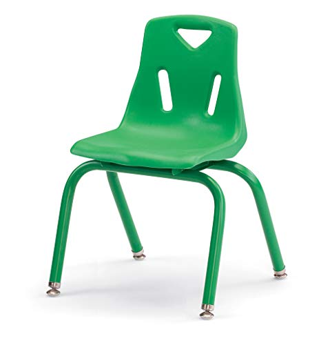 tacking Chair with Powder-Coated Legs, 14