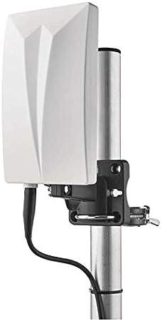Antena Exterior Universal EMOS EM-711, 12 dBi: Amazon.es ...