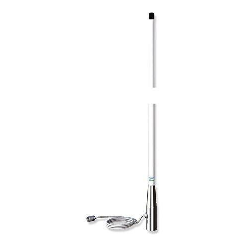 Shakespeare 396-1 5' VHF ANT - Chrome Fitting 3DB