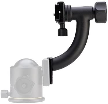 インデューロ・望遠レンズ用ジンバル・ヘッド雲台GHBシリーズ GHBA