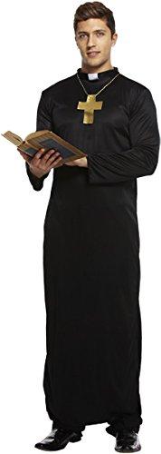 Henbrandt FANCY DRESS ADULT VICAR