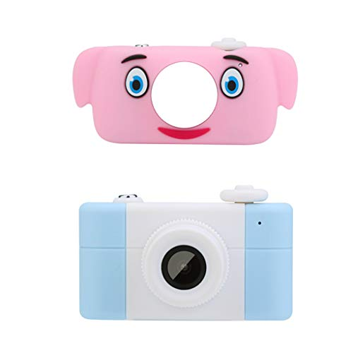 Gbell  Discovery Digital Camera for Kids,Girls Waterproof Sports Cameras Digitals Camcorder Photo Frame Mini Fun Cartoon Dvr Cam Bring Tf Card for 3-12 Years Old Girls Boys ()