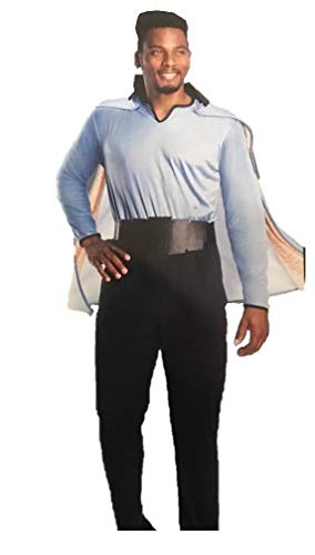 Rubie's Men's Star Wars Lando Calrissian Adult