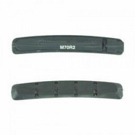 SHIMANO XTR/XT (M70R2) V-pad inserts, standard pr ()