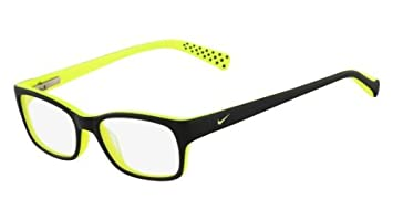 Nike Kinderbrillen Brille » NIKE 5513«, schwarz, 020 - schwarz