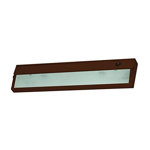 (Alico Zeeline 2 Light Xenon Under Cabinet Lighting in Bronze )