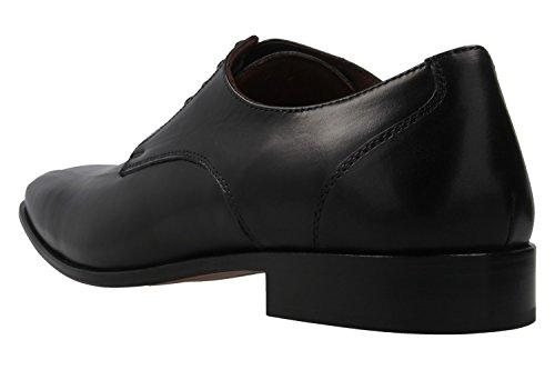 Noir lacets à Granada Manz Derbies homme FqHaX8B