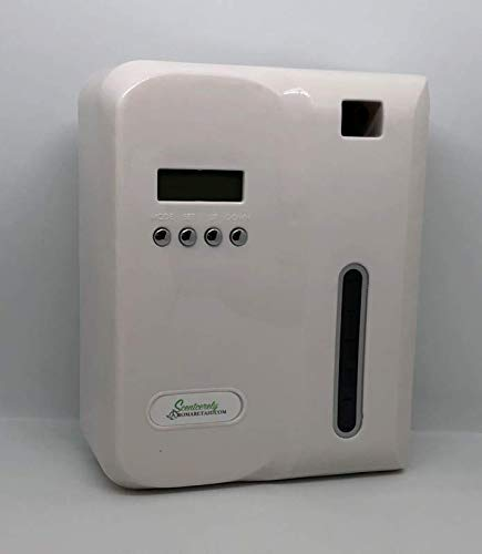 Aroma Diffusion Machine - Fragrance Oil Diffuser Air Scent Machine Mechanical Diffuser Aromatherapy
