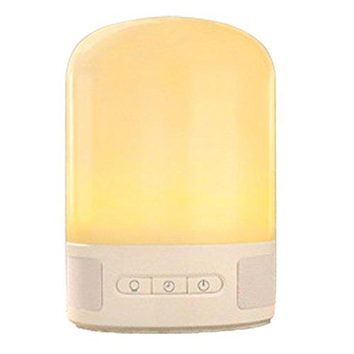 - LEDHOLYT 5w LED Wireless Remote Control Light Music Player Loudspeaker Box Dimmable Desk Lamp