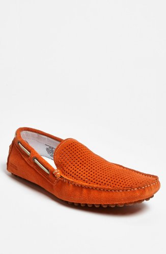 free shipping lowest price Kenneth Cole Clutch Release Men's Driving Shoes Orange outlet for sale buy cheap under $60 extremely for sale JeeAlkpu