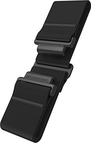 Scosche Rhythm24 Replacement Strap - Black by Scosche