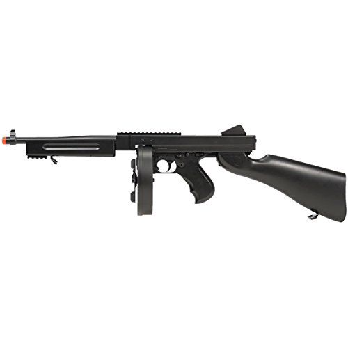 Double Eagle M811 M1A1 Aeg Airsoft Tommy Gun Rifle