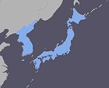 Amazoncom Japan Korea GPS Map 2018 for Garmin Devices GPS