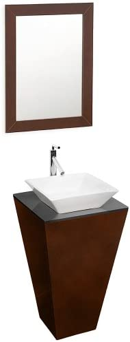 Wyndham Collection WC-CS004E-TS Espirit 20.125-in. Single Bathroom Vanity Set