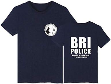 Aikooki GIGN Gendarmerie Short Sleeve T Shirts Men Women