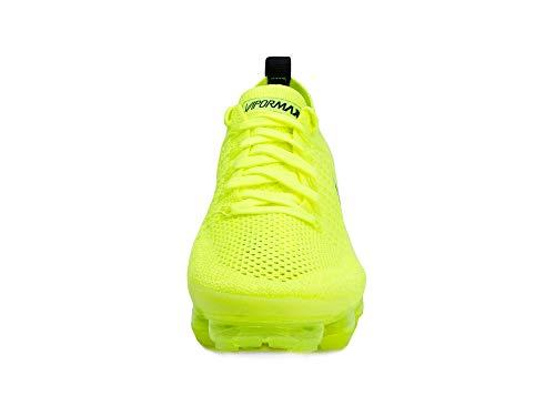 700 weiß Mehrfarbig grau 2 Volt Flyknit Vapormax Herren Air Schwarz Black NIKE Sneakers White qwF0Ogn