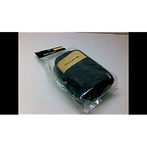 Top Fluke C25 DMM Carrying Case with Hand Strap, Soft