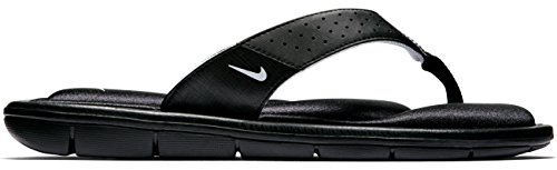 nike-womens-comfort-thong-black-white-sandal-10-b-medium