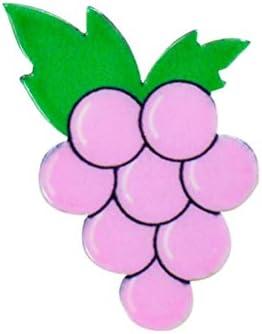 FENICAL Moda Encantadora de Dibujos Animados Frutas Broche ...